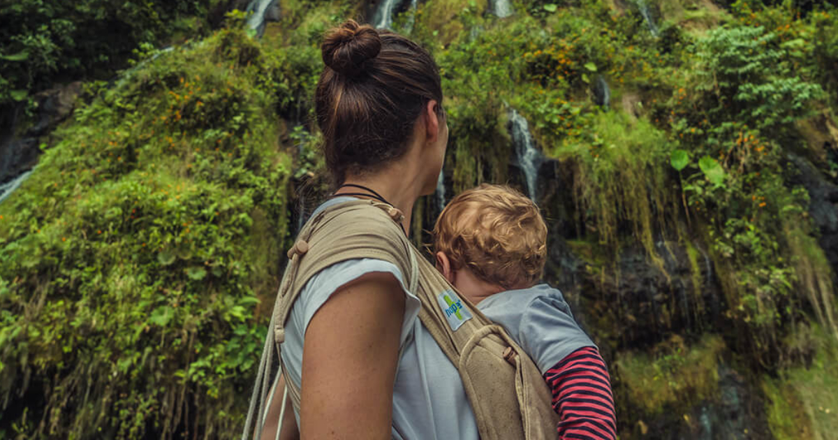 Visitar Colombia con un bebé