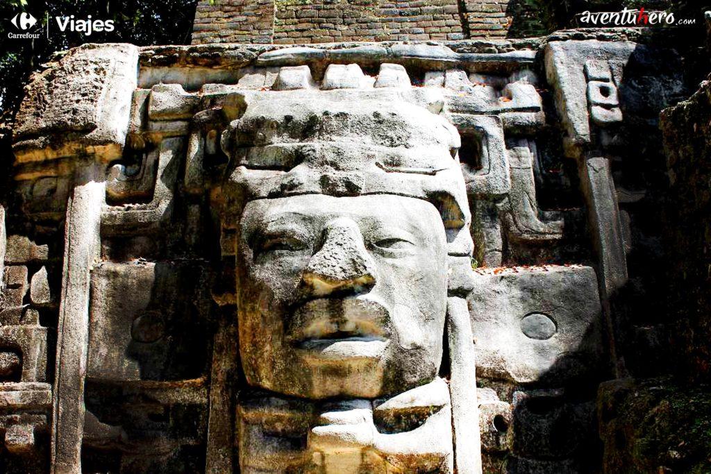 restos arqueologicos en belize