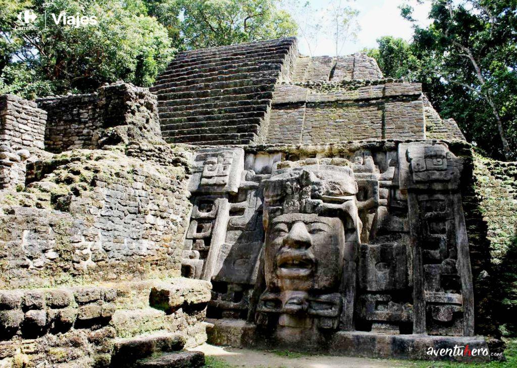 Templo de las Máscaras