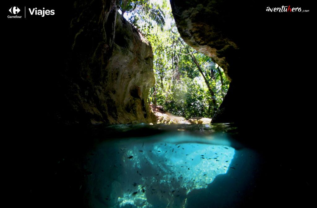 Cueva del Sepulcro de Piedra.