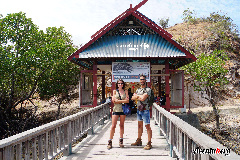 Aventuhero en El parque de Komodo 6