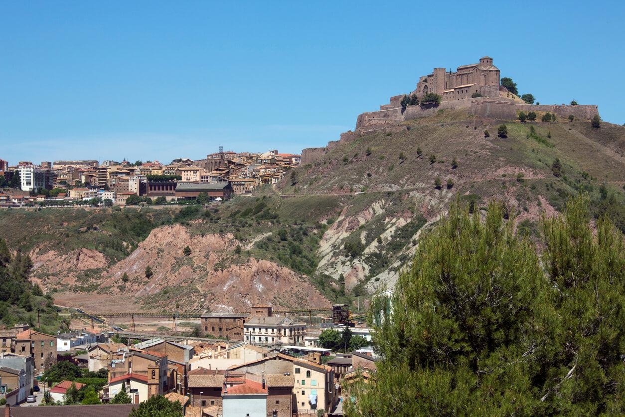 Cardona-Cataluña, España