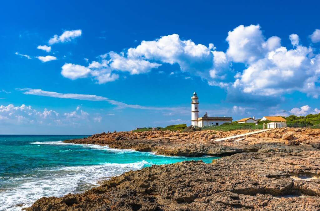 Cap de Ses Salines, Formentera
