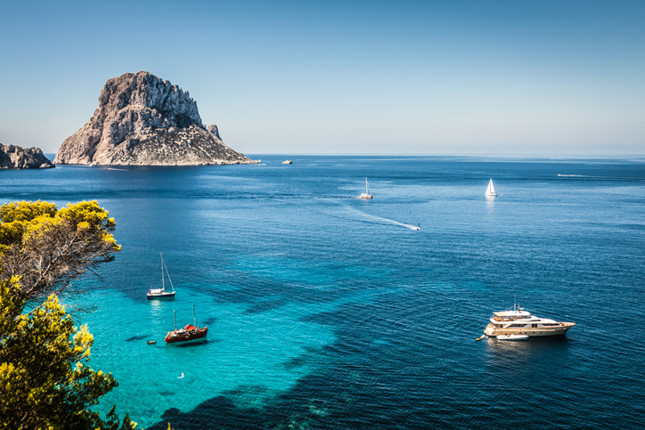 Cala d´Hort - Ibiza