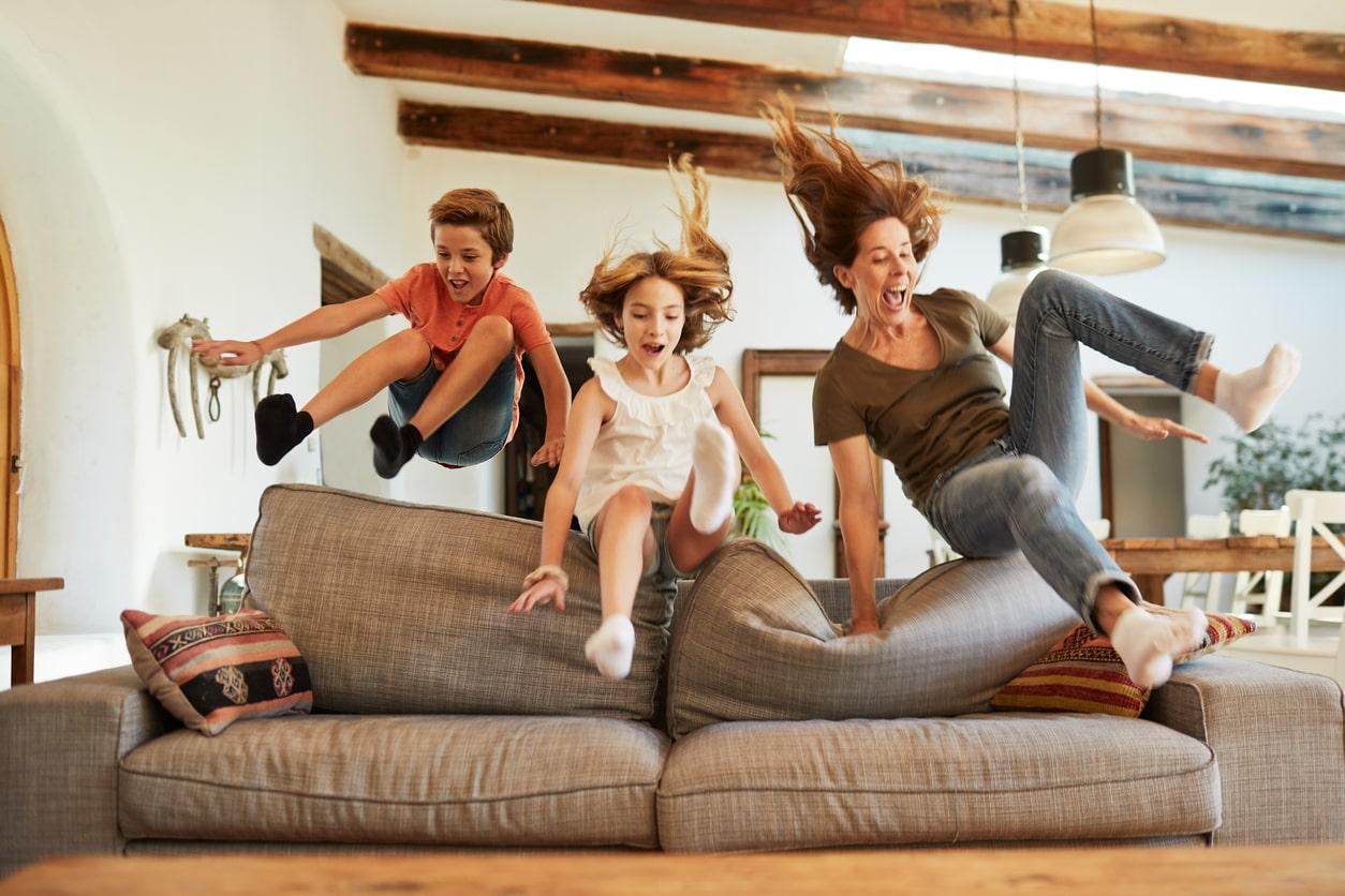 qué hacer en casa en familia