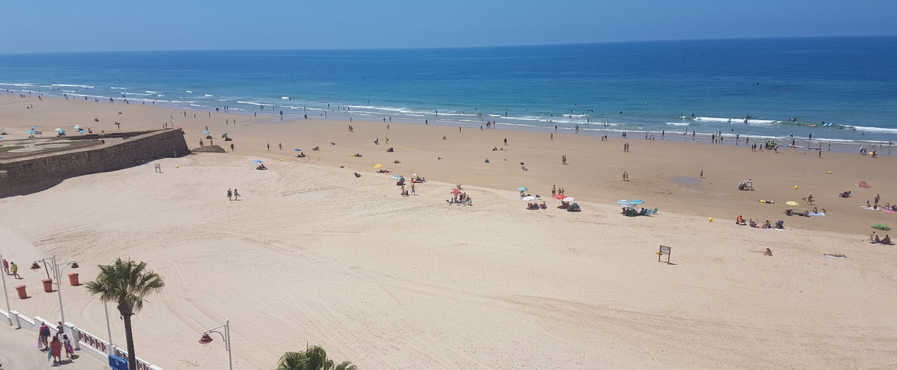 Playa Victoria, Cádiz