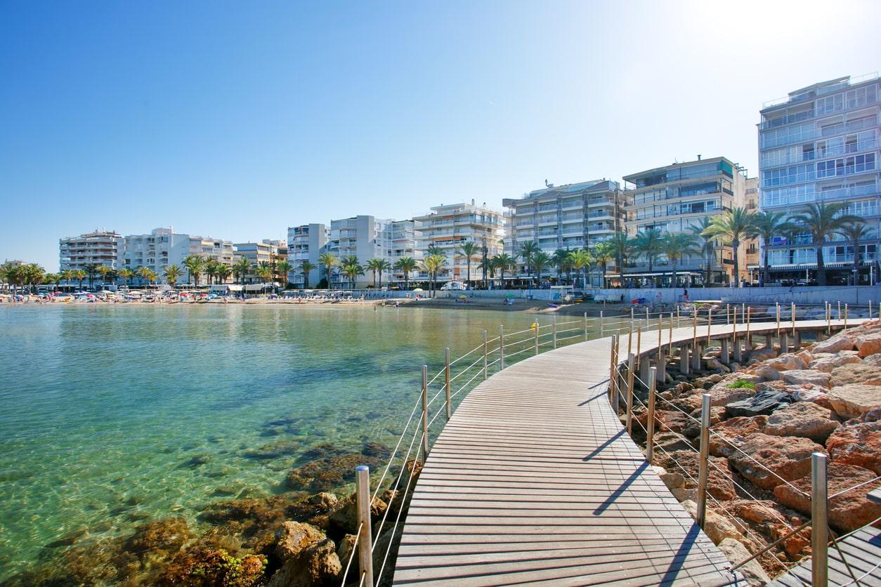 playa Salou