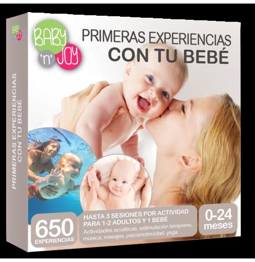 primeras experiencias bebé