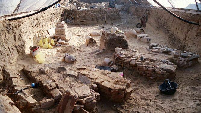Yacimiento arqueológico El Eucaliptal