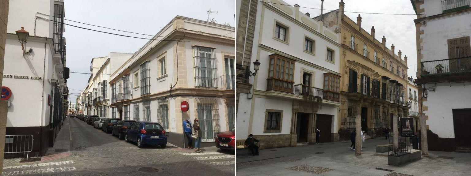calles del Puerto de Santa María