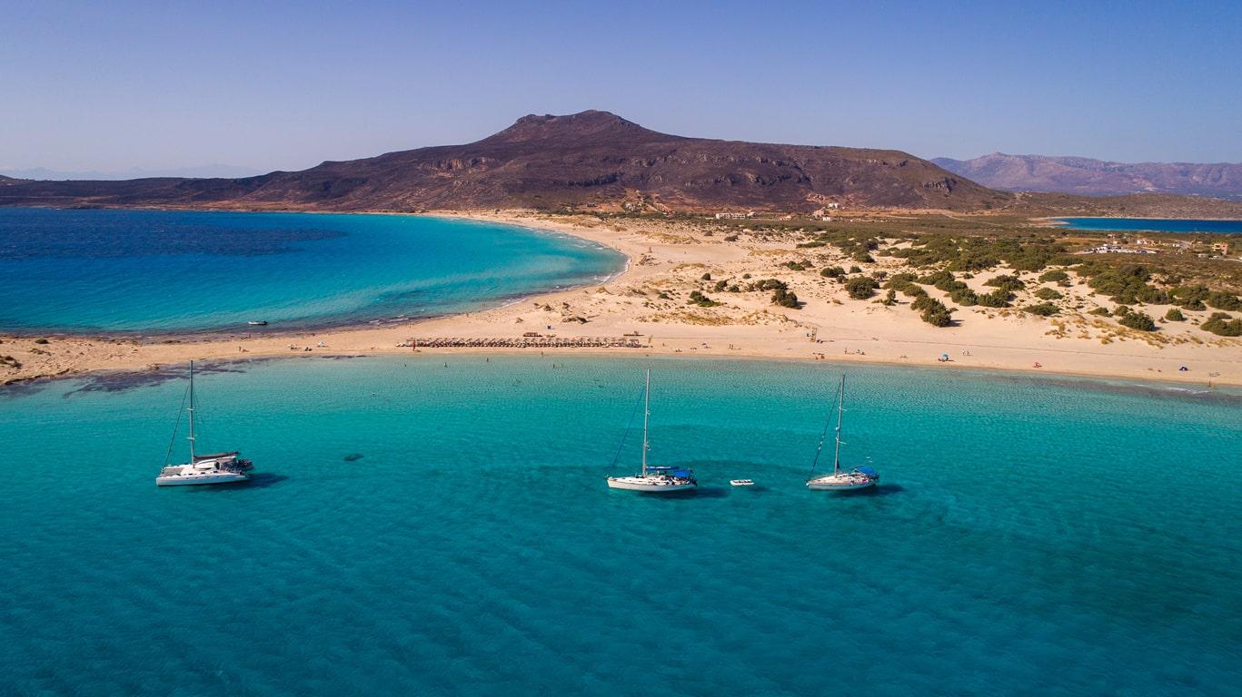 Elafónisos, Islas Jónicas