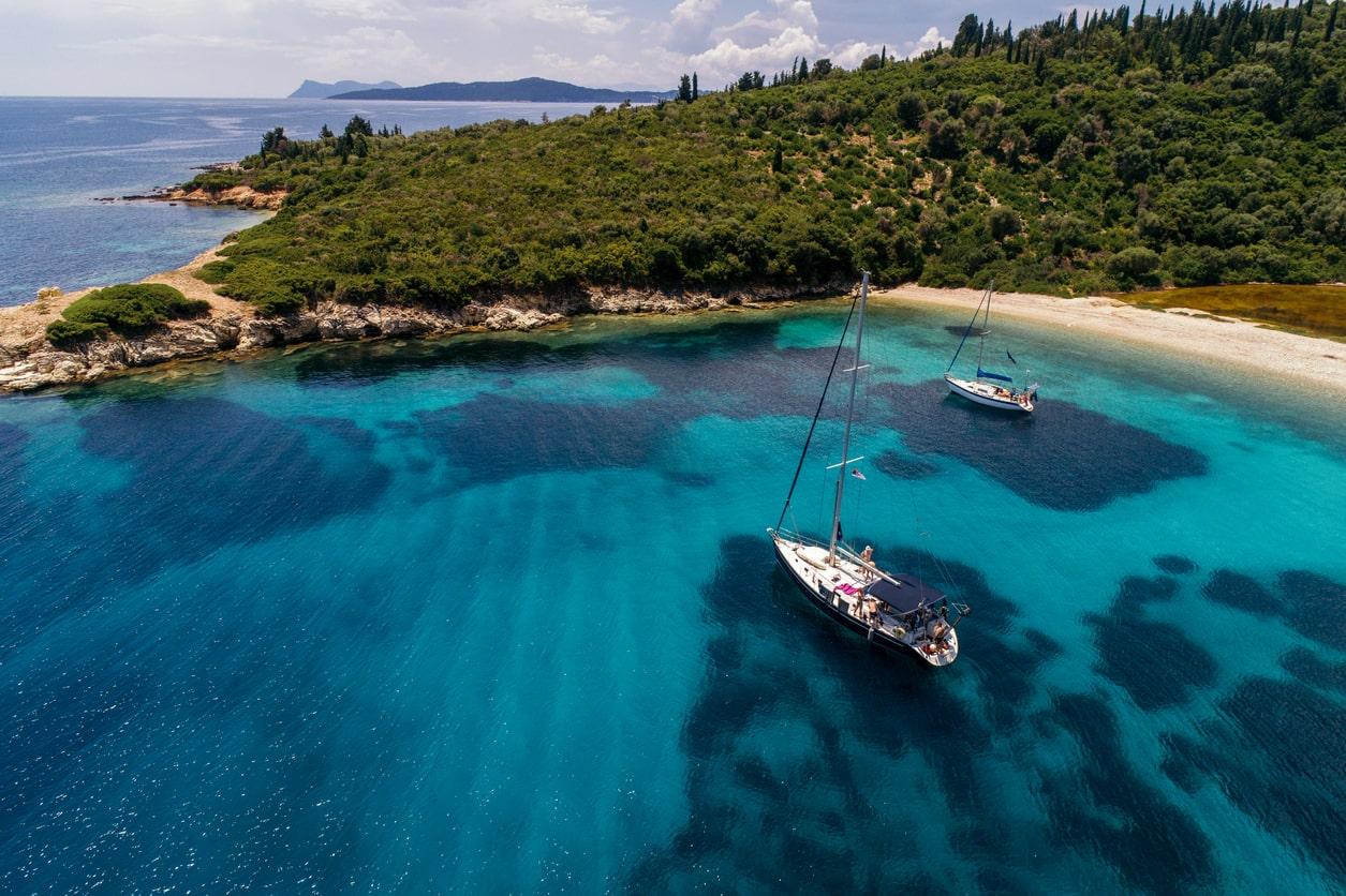 Meganisi, Islas Jónicas