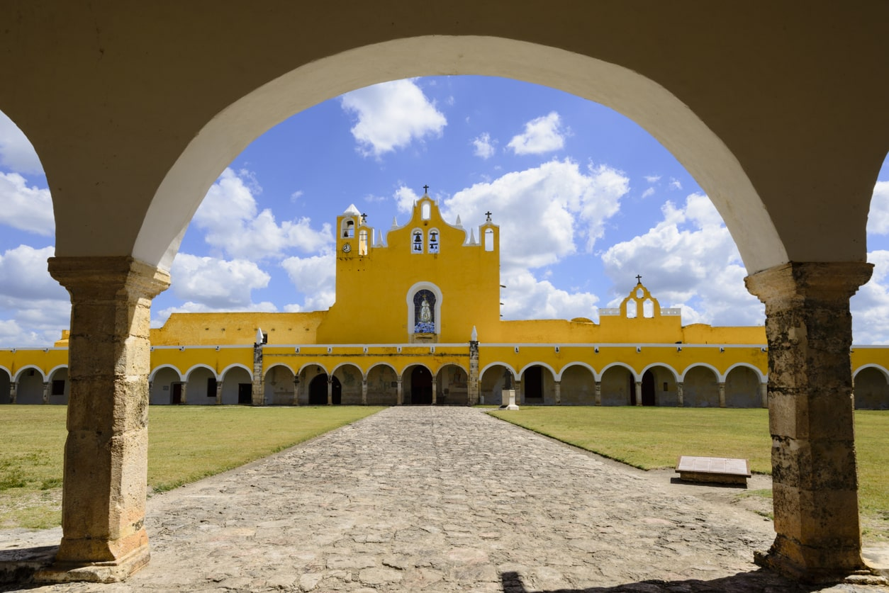 Izamal, Riviera Maya