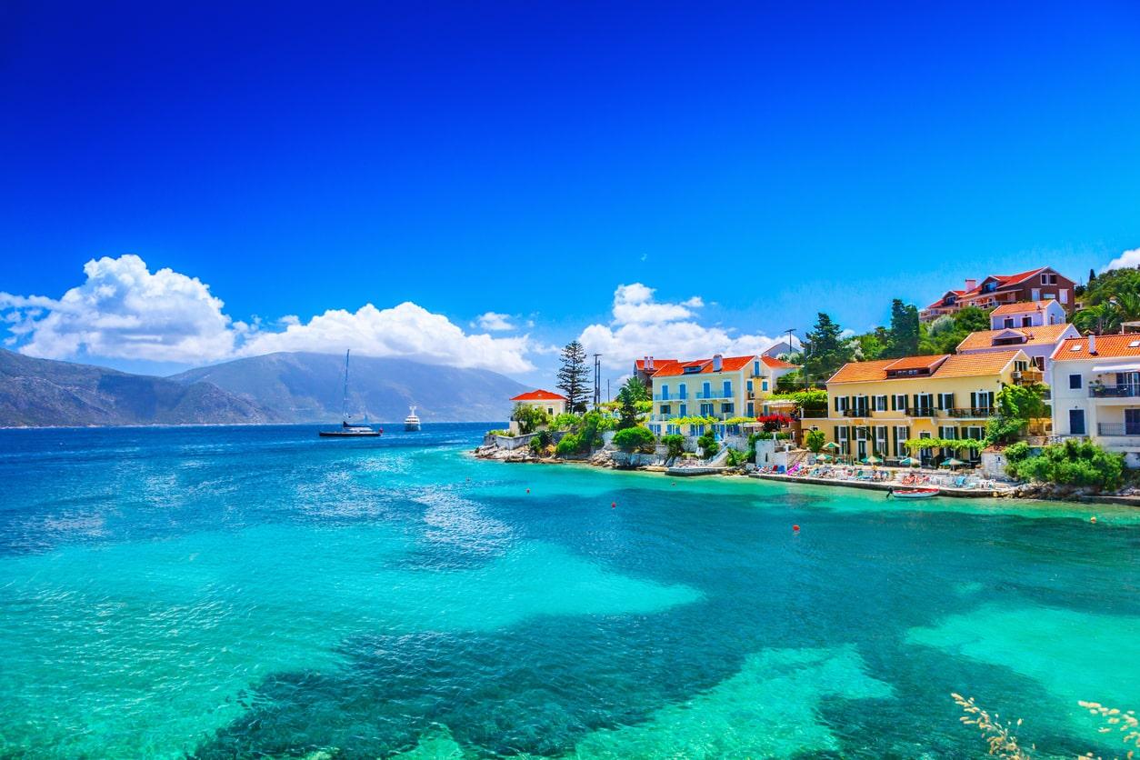 Kefalonia, Islas Jónicas
