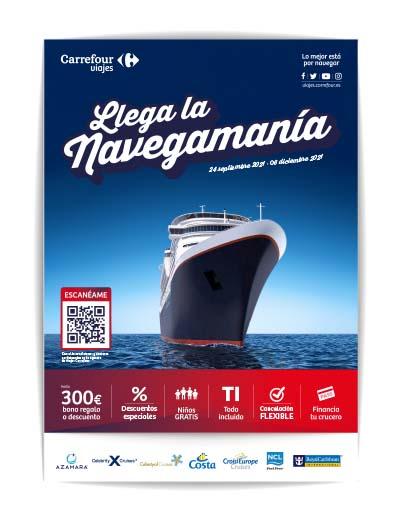 Ofertas cruceros Viajes Carrefour