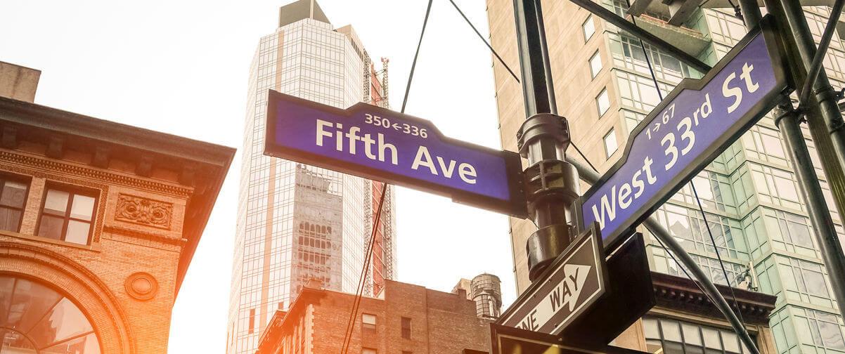 Guía Nueva York, 5th Avenue