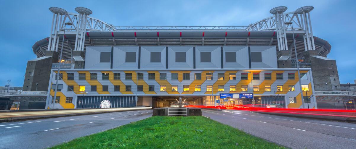 Guía Amsterdam, Amsterdam Arena