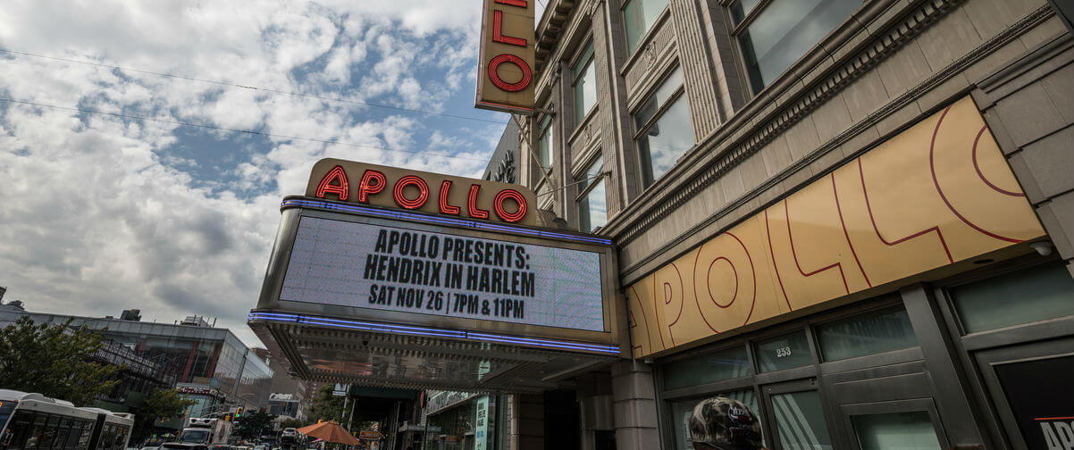 Guía Nueva York, Apollo theatre