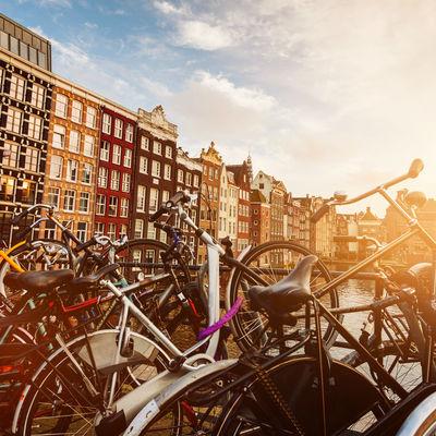 Guía Amsterdam, bicis alquiler