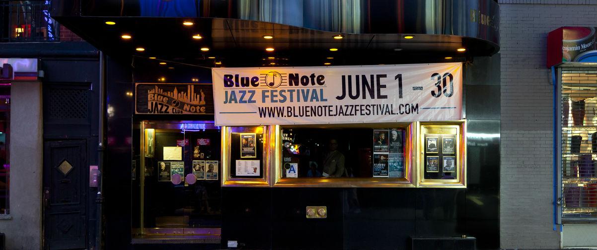 Guía Nueva York, Blue Note
