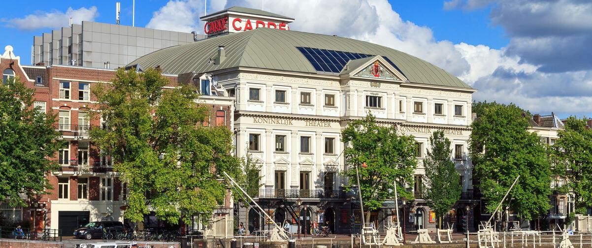 Guía Amsterdam, Theatre Carre