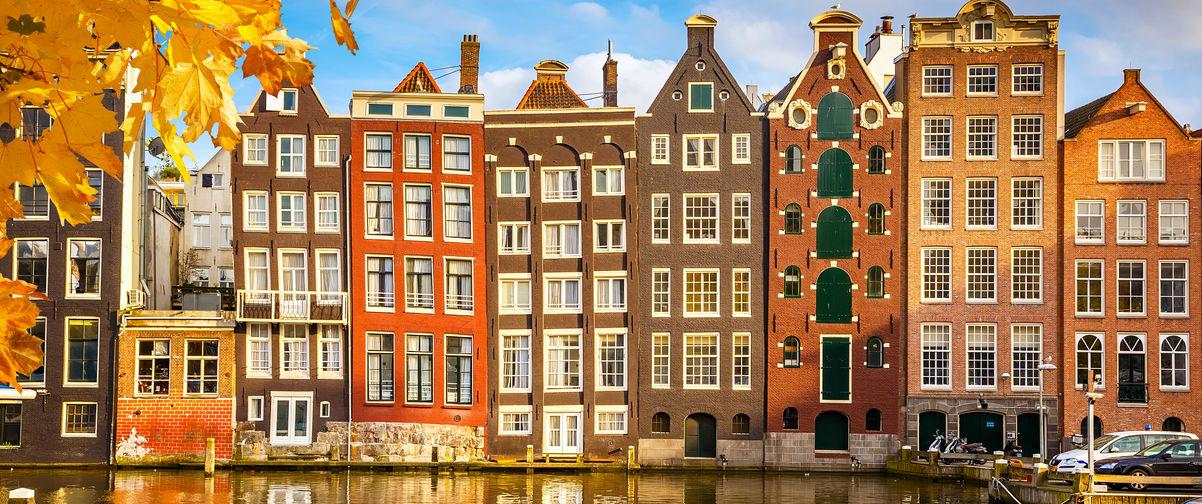Guía Amsterdam, Casas Amsterdam