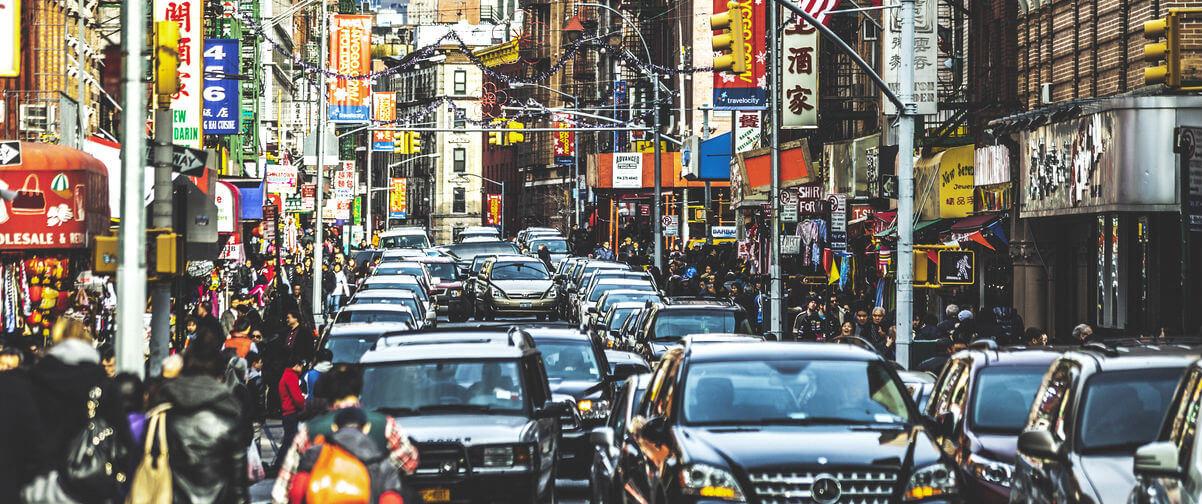 Guía Nueva York, Chinatown