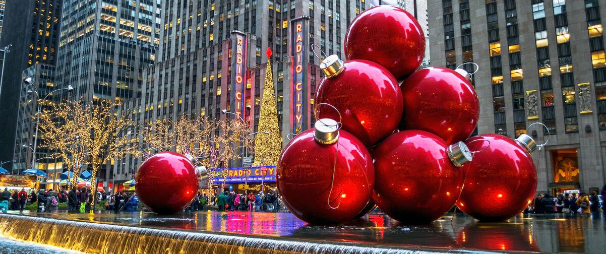 Guía Nueva York, Navidad Nueva York