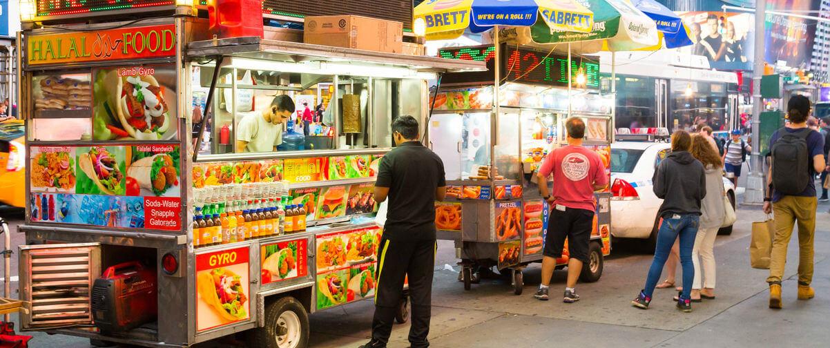 Guía Nueva York, Food Truck
