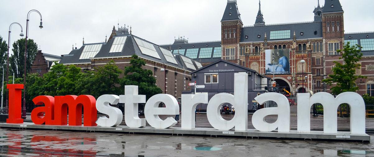 Guía Amsterdam, iamsterdam