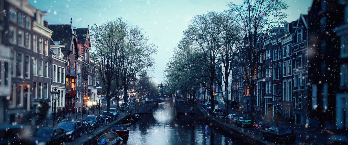 Guía Amsterdam, Nevada en Amsterdam