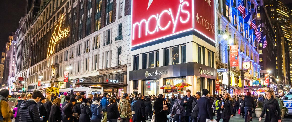 Guía Nueva York, Macy's