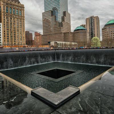 Guía Nueva York, 9/11 Memorial