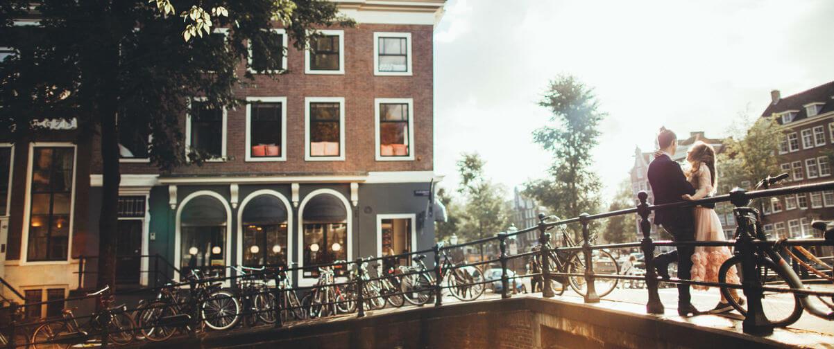 Guía Amsterdam, viaje pareja amsterdam
