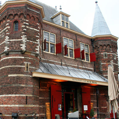 Guía Amsterdam, Waag, Amsterdam