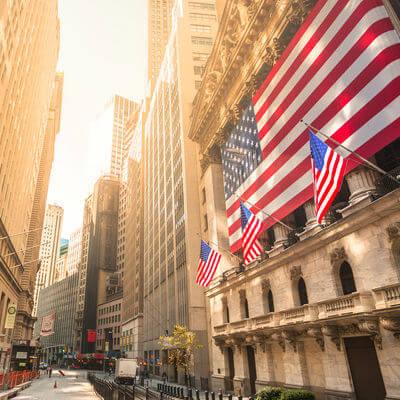 Guía Nueva York, Bolsa de Wall Street