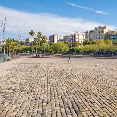 Guía Barccelona, Plaza barceloneta