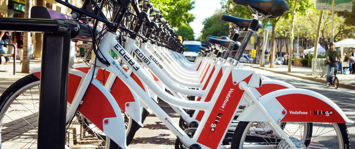 Guía Barcelona, Alquiler de bicicletas en Barcelona