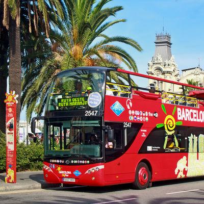 Guía Barcelona, bus barcelona ruta