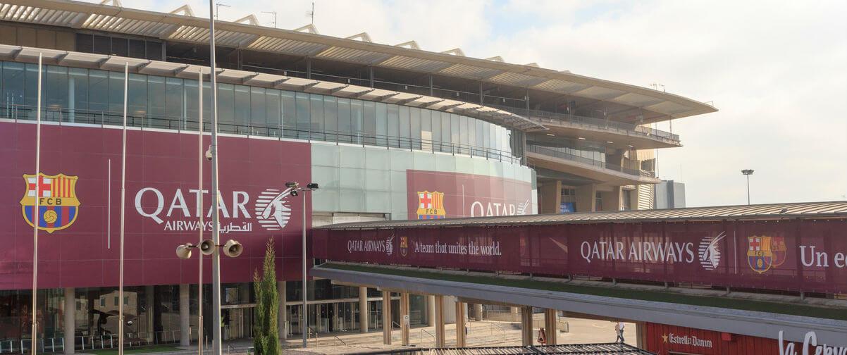 Guía Barcelona, Nou Camps