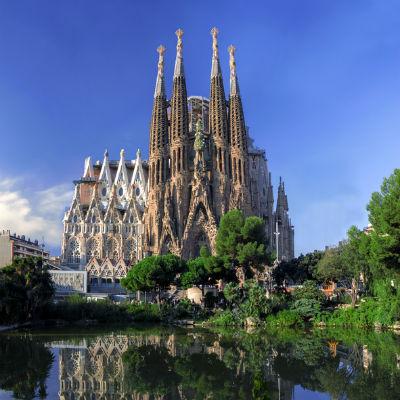 Guía Barccelona, Sagrada Familia