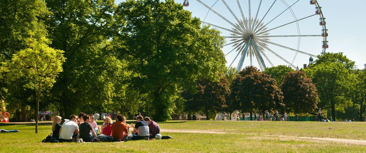 Guía Londres, Hyde Park