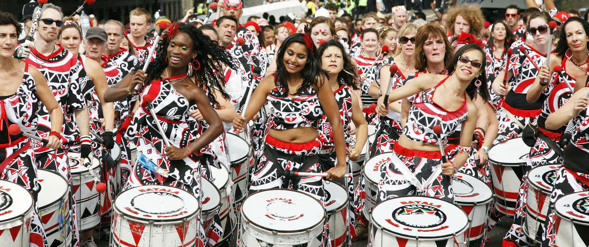 Guía Londres, Carnaval Notting Hill