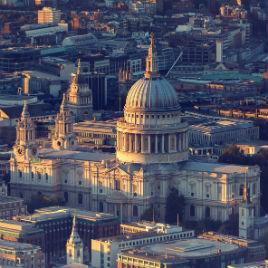 Guía Londres, Catedral de San Pablo