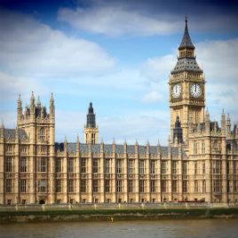 Guía Londres, Palacio de Westminster