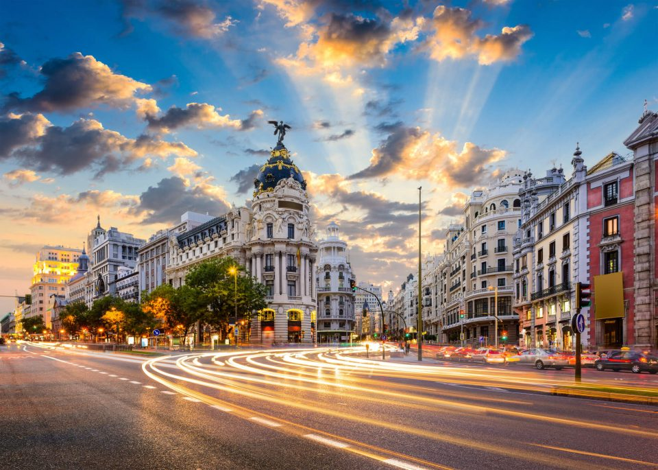 Guía Madrid