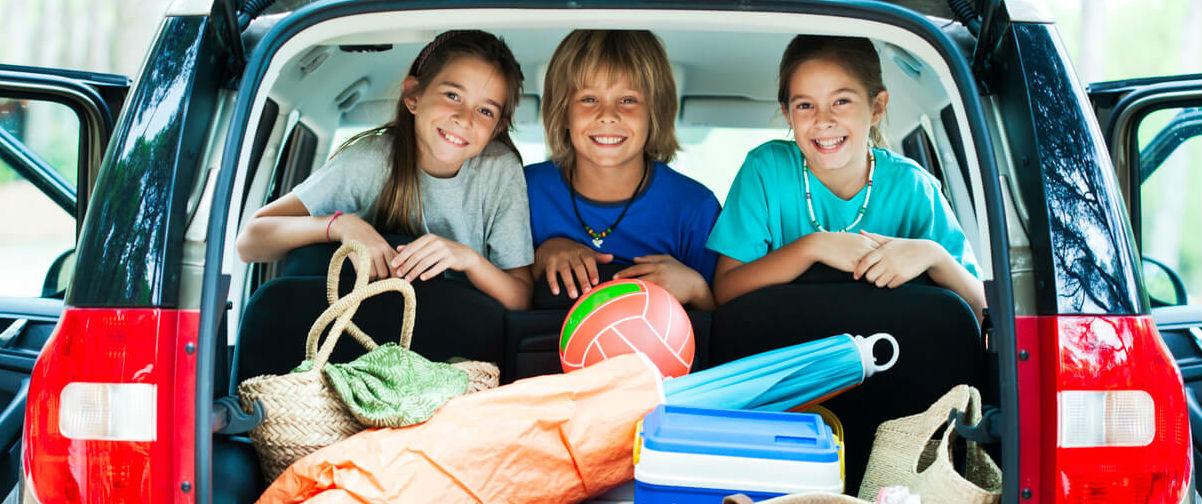 Viajar Niños