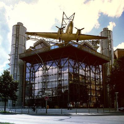 Guía Berlín, Museo alemán de Tecnología
