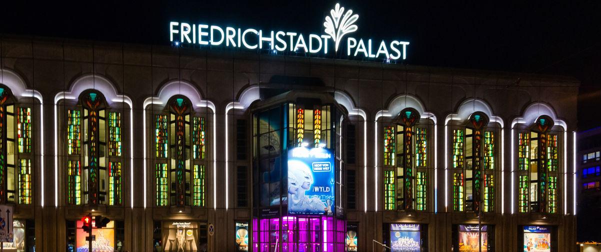 Guía Berlín, Friedrichstadt-Palast