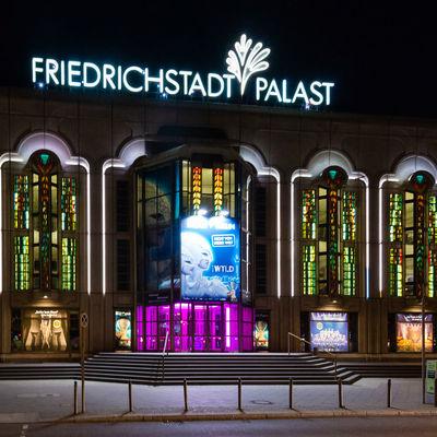 Guía Berlín, Friedrichstadt Palast